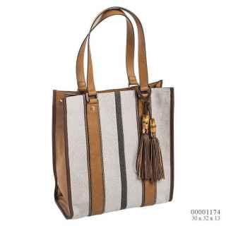 bolso shopper mujer verano