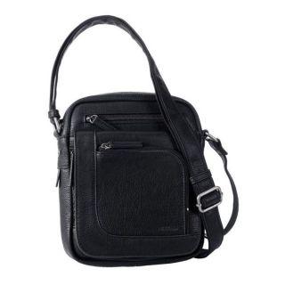 bolso para hombre negro