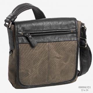 Shoulder bag man